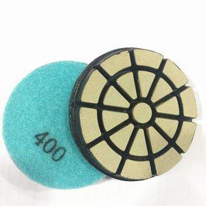 Cerámica unión abrasiva Pad 3 pulgadas de Transición para pulir