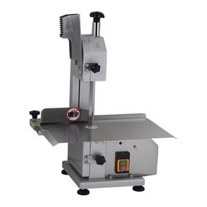 Acero inoxidable cortador de la carne cortador Bone Saw Serrar Bone Machine máquina de corte eléctrico congelar la carne de pescado cortador