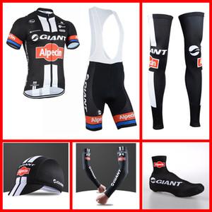Nova equipe de ciclismo Gigante roupas conjunto completo pro homens Ciclismo jersey Alpecin ropa ciclismo bicicleta Roupas mtb bicicleta maillot ciclismo C2001