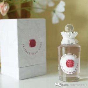profumi fragranza femminile elisabettiana Rose profumo EDT 1: 1 migliore qualità 100ml di lunga durata e di profumo dello spruzzo gradevole profumo