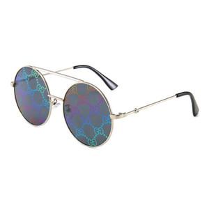 Drucken Kreis Sonnenbrille mit Box Polarisierende Gläser Outdoor Radfahren Fahren Sport UV400 Must-Sonnenbrille frei versendenden Geschenke