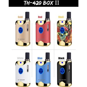 100% originale Kangvape TH420 II Starter Kit 650mAh VV TH420 2 Battery Box Mod 0,5 ml 92a3 Spesso cartuccia serbatoio olio Authentic