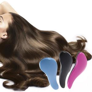 2019 Nouvelle poignée magique Tangle brosse à cheveux peigne Salon Styling Tamer santé Massage Brosse à cheveux démêlant Magic Hair Styling peigne
