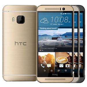 تم تجديده الأصل HTC ONE M9 5.0 بوصة الثماني الأساسية 3GB RAM 32GB ROM 20MP كاميرا 4G LTE مفتوح الذكية الهاتف الخليوي المحمول دي إتش إل الحرة 1PCS