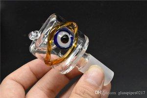 Alta qualidade Gass fumar tabaco Bowls Eye Bola Masculino Glass Bowl 18,8 milímetros 14 milímetros de vidro Bong Bowls 14,4 milímetros 18mm tubulações de água Tobacco Bowls Heady