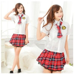 Сексуальное белье сексуальных форм приманка японский и корейские студенты равномерной cosply cosply костюма оптового