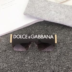 2020 i più nuovi materiali importati polarizzati marchio europeo degli occhiali da sole del progettista donne degli uomini della moda degli occhiali da sole donne Grande Struttura esterna Sunglass