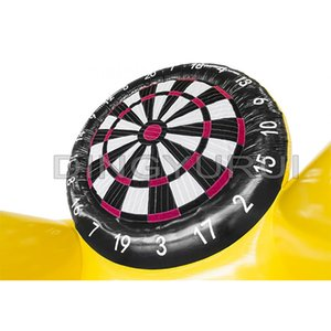 PVC Inflatable Foot Darts Board Game,Inflatable Kick Darts,inflatable football target dart board