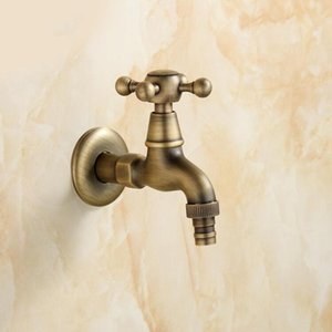 Antique bronze faucet Garden Bibcock washing machine faucet outdoor faucet for Garden