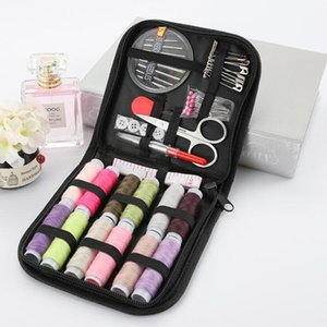 factory wholesale high quality sewing boxes tools suit multi-functional sewing bag household sewing box easy to use textile accessories