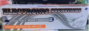 Électronique jouet musical Drumstick nouveauté Gag Jouets éducatifs pour les enfants Enfant électrique Enfants Baguettes Percussion Rhythm Air Finger DHL
