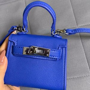 new designer luxury handbags purses mini shoulder bag girl corssbody bag children Kelly bags ladies summer bags lipstick bag
