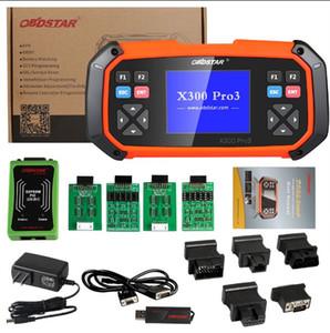OBDSTAR X300 PRO3 X300 Master Key con immobilizzatore + Contachilometri regolazione + EEPROM / PIC + OBDII + Toyota G H Chip Tutte le chiavi perse