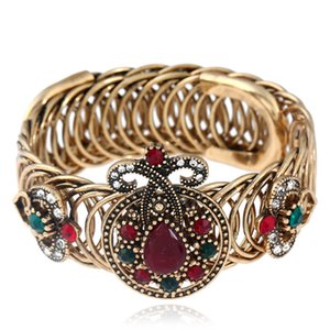 European and American popular jewelry spring opening jewelry explosive temperament retro cherry Bracelet