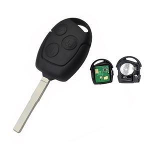 Кнопка дистанционного ключа автомобиля 433Mhz для Ford Focus Fiesta Fusion C-Max для Mondeo Galaxy C-Max S-Max с 4D63 Chip