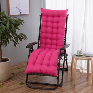 En plein air Meubles de jardin Bain de soleil Patio Bureau fauteuils inclinables pour les maux de dos Relaxer Coussin Pad pour personnes âgées