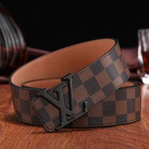 Cintos designer de alta qualidade cintos de couro de luxo Medusa para Belts Homens famosa carta Automatic fivela metálica cinto