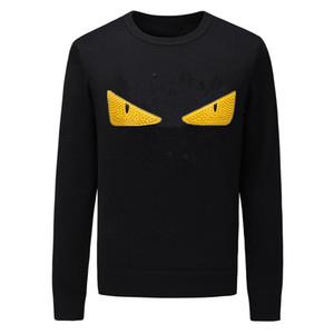 Tamaño hombres suéter de manga larga 20FW Moda Sweatershirts M-3XL de Asia suéter al por mayor de ropa para hombre Tt2001031