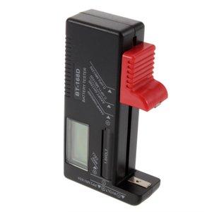 Universal BT-168D Digital Display 1.5V bateria de 9V Capacidade Tester Ferramenta LED Battery Checker Faixa de aplicação do teste 0V - 10V