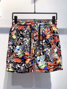 Dsquared2 DS2 DSQ2 20ss Designers Homens Mulheres Board Shorts Carta Imprimir Mens Summer Beach Surf Shorts Pants Man alta qualidade Mens Swim Shorts WMK135