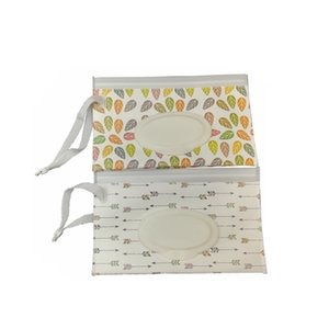 Clean Wet Wipe Bag Towel Carrying Case Container Paper Reusable Refillable Outdoor Eco-friendly Portable Travel Pouch Clutch