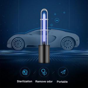 УФ бактерицидная лампа USB перезаряжаемые огни УФ стерилизационная лампа озоновая бактерицидная лампа бытовая дезинфекция свет для дома
