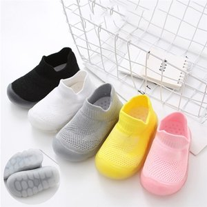 Kid Baby First Walkers Shoes Breathable Infant Toddler Shoes Girls Boy Casual Mesh Soft Bottom Comfortable Non-slip