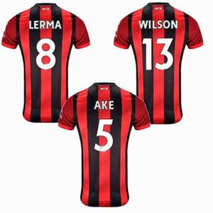 Maglia da calcio 2019 2020 AKE WILSON KING L.COOK BROOKS LERMA AFC 19 20 maglia da calcio S-2XL