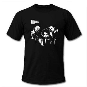 FUGEES The SCORE хип-хоп Lauryn Hill Pras Wyclef Jean винил 90-х годов мужская футболка Outdoor Wear топы футболка