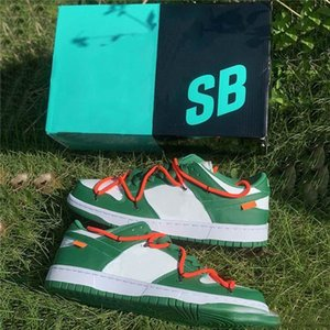 2019 Vente FUTURA x SB Dunk Low Skateboard Chaussures 2019 Designer Fashion Bleu Orange Hommes Femmes Sport Sneakers Casual