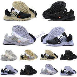 2018 Новый Presto Белой Черный Мужской дизайнерской Обуви для мужчин Prestos Ультра от Открытых мод Спортивных тренажеров воздуха Женских кроссовок