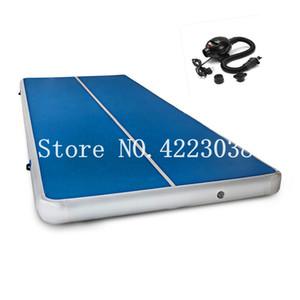 Envío gratis Air Track Training 7 * 2 * 0.2m Air Tumbling Track Edición Home Estera inflable para gimnasio