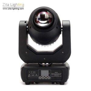 Zita beleuchtung bühnenbeleuchtung led 150 watt moving head licht sharpy strahl spot dmx 512 hochzeit dj effekt disco led licht