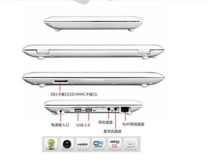 DHL ücretsiz teslimat Promosyon Notebook Bilgisayar 10 inç Netbook ucuz mini dizüstü bilgisayarlar O.S 8GB bellek android