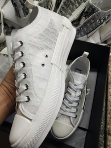 New style 2020 spring Couple style real leather Frosted pearl low-top lace-up casual outdoor shoe for men women 8 colors with box 35-45