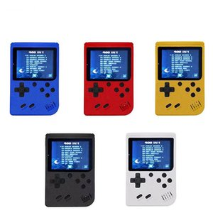 공장 직접의 판매 미니 휴대용 비디오 게임 콘솔 휴대용 복고풍 8 비트 모델링 할 수 STORE (400) AV 컬러 LCD 게임 플레이어 게임
