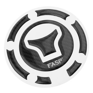 Durable Carbon Fiber Gas Cap Cover Pad Fuel Tank Sticker Decal Gas Cap Protector for Hyosung GT250R GT650R GV650