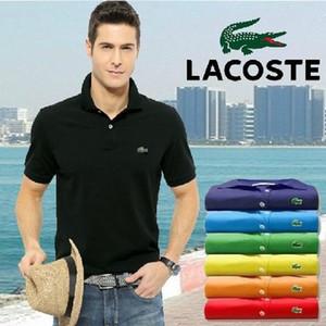 Yaz Erkekler T-shirt Klasik Kısa Kollu O-boyun Katı Renk Gevşek Temel Tişörtü Casual Spor Erkek Tees gömlekler