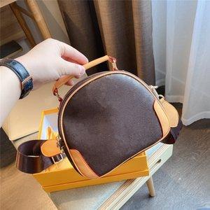 LVLOUISVUITTONGenuine Leather women handbags Monogram bag classic design is suitable for carrying cosmetics Shoulder Bags