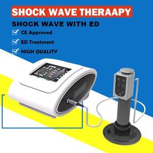 Vücut Ağrı Kesici Ereksiyon Bozukluğu ve Fiziksel için Protable Smartwave ESWT Düşük Yoğunluklu Şok dalgası ESWT