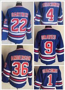 New York Rangers Ice Hockey Jersey Hemden Tops, Kaufen Sie Best Athletic Fan Shop Online Shop Sport Winter Kleidung Trikots, Kleidung Trikots
