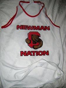 CORNELL BIG RED BASKET NEWMAN NATION JERSEY personnalisée personnalité numéro de nom