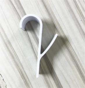 New Home Hanger pour serviettes Radiateur rail bain Vêtements Holder Hook Hanger percha Pliable écharpe Hanger