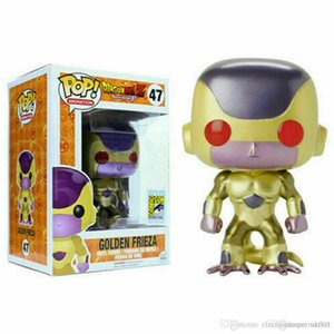 Marché chanceux Dragonball Z # 47 d'or Freezer Funko Pop Vinyl Figure Toy Dragon Ball Brand New