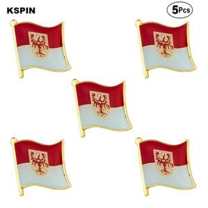 Brandenburg Broches épinglette insigne drapeau Broche Pins Badges d'un Lot