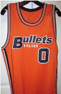 Weinlese-Mann Gilbert Arenas # 0 Washingtonn College-Basketball-Voll Stickerei Größe S-4XL College Jersey oder benutzerdefinierte beliebige Namen oder Nummer Jersey