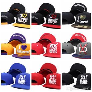 DGK мотивация SELF MADE camo бейсболки кости Casquettes chapeus хип-хоп Snapback шляпы для мужчин высокое качество регулируемая