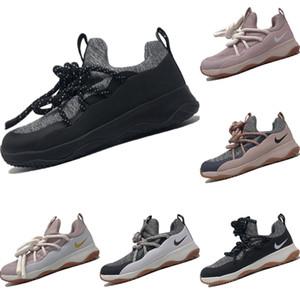 Avec Box 2020 City Loop coton stretch sport originaux de chaussures W City Loop Bus Internet Celebrity Thicker sangles Tampon en caoutchouc Jogger Chaussures