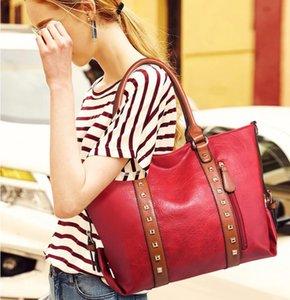 Designer Bags New Women's Handbag Large Luxury Retro Womens Bag Large Capacity Mommy Bag In Stock