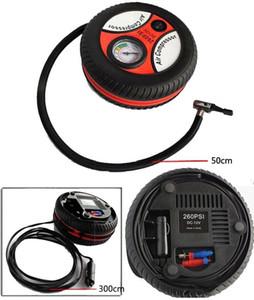 Pompa automatica 120 ~ 150W del compressore d'aria dell'automobile del compressore d'aria del gonfiatore della gomma di CC 12V della pompa 260PSI dell'automobile 12V